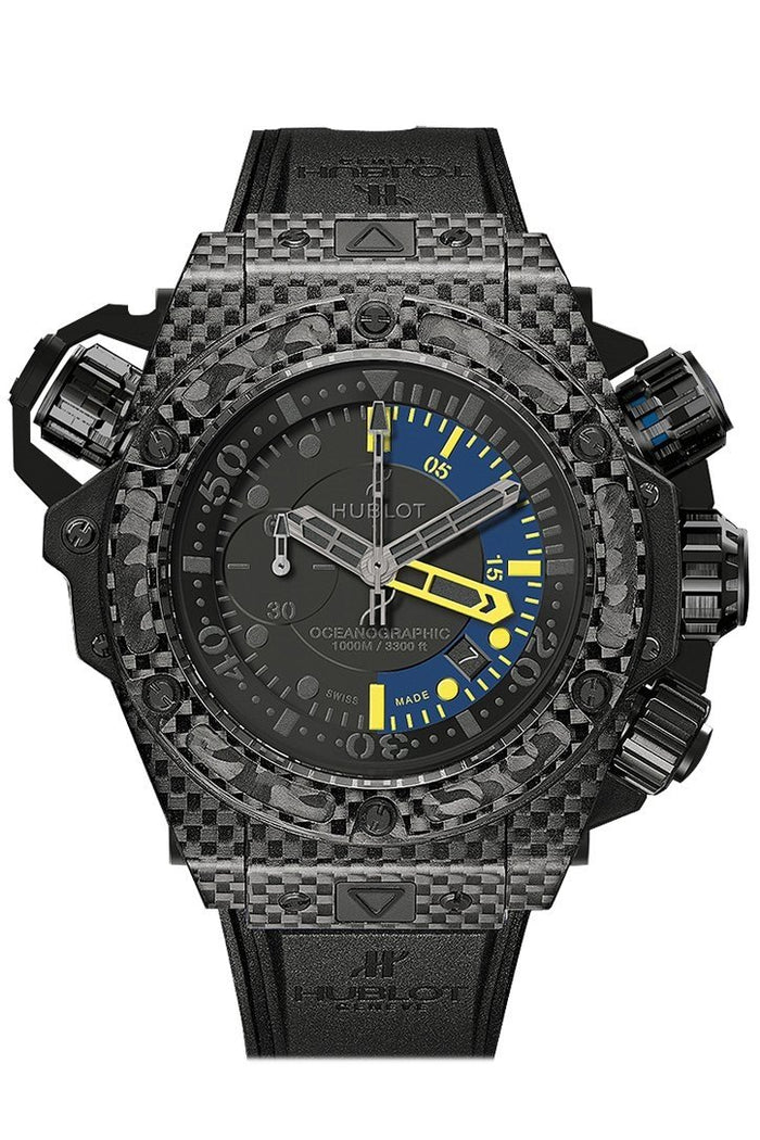 Hublot Big Bang King 48mm Power Oceanographic Automatic Black Dial Men's Watch 732.QX.1140RX