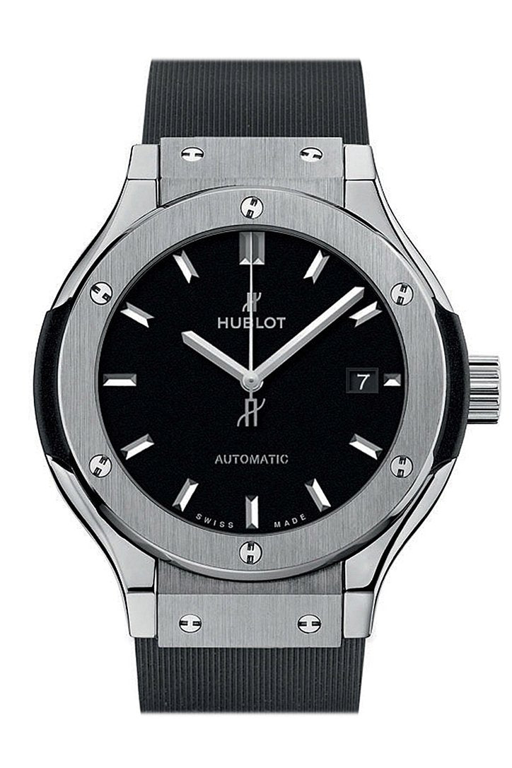 Hublot Classic Fusion 33mm Automatic Ladies Watch 582.NX.1170.RX