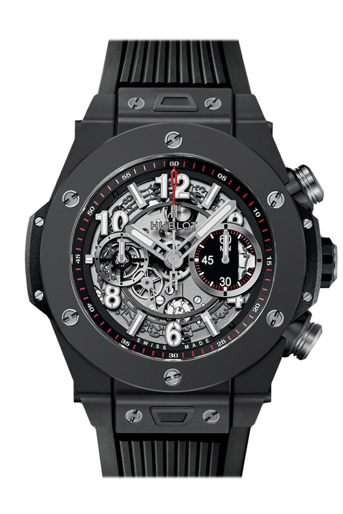 Hublot Big Bang Automatic Chronograph 45mm Men's Watch 411.CI.1170.RX