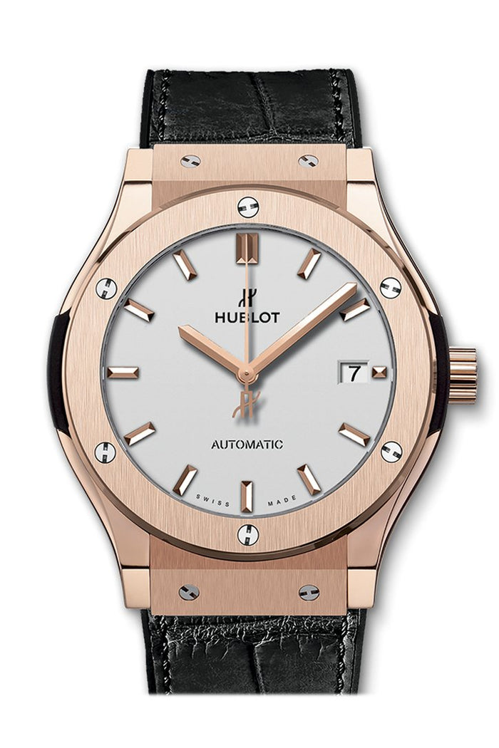 Hublot Classic Fusion Opalin Dial Automatic 45mm Men's Watch 511.OX.2611.LR