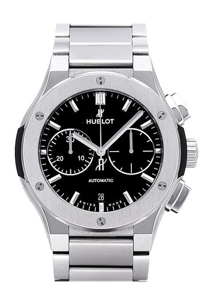 Hublot Classic Fusion Chronograph Automatic 45mm Men's Watch 520.NX.1170.NX
