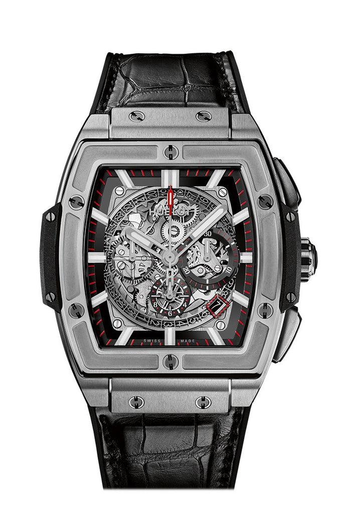 Hublot Spirit of Big Bang Titanium Automatic 45mm Men's Watch 601.NX.0173.LR