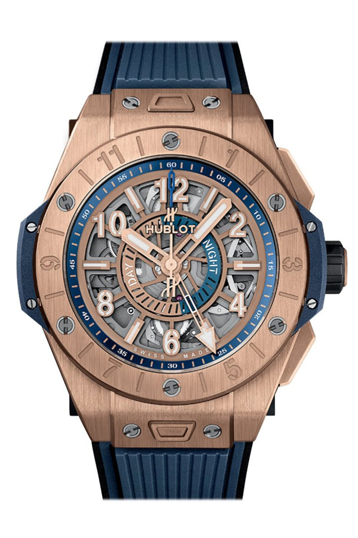 Hublot Big Bang Unico GMT 45mm Mens Watch 471.OX.7128.RX