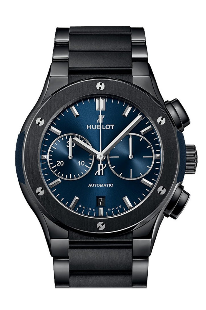 Hublot Classic Fusion Chronograph 45mm Mens Watch 520.CM.7170.CM