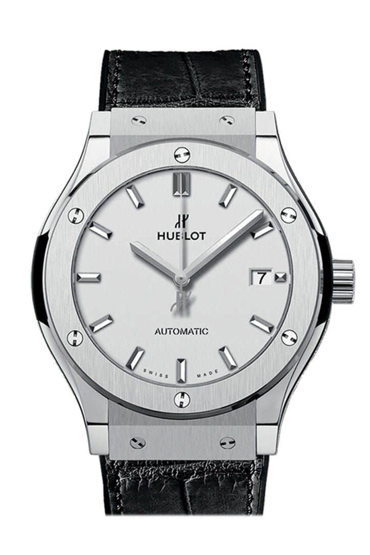 Hublot Classic Fusion Chronograph Titanium Men's Watch 521.NX.2611.LR
