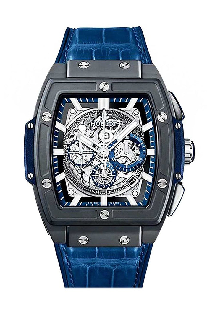 Hublot Spirit Of Big Bang Automatic Men's Ceramic Chronograph Watch 601.CI.7170.LR