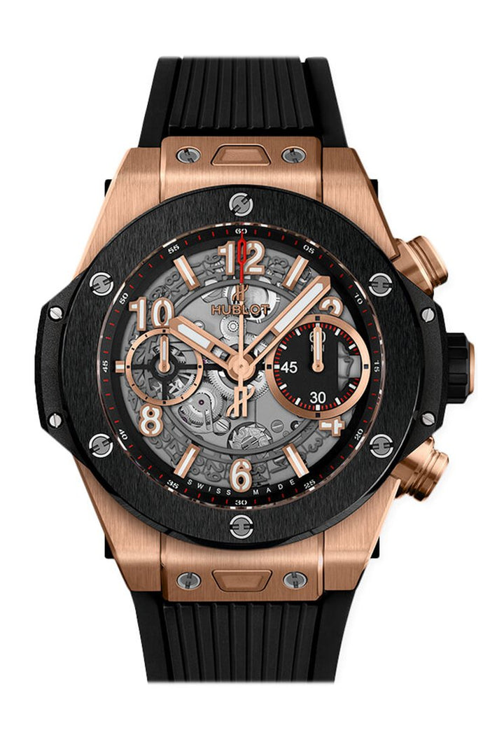 Hublot Big Bang Unico King Gold Automatic Men's Watch 441.OM.1180.RX