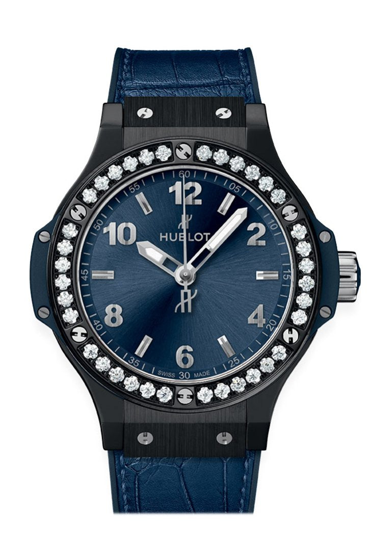 Hublot Big Bang Quartz 38mm Ladies Watch 361.CM.7170.LR.1204