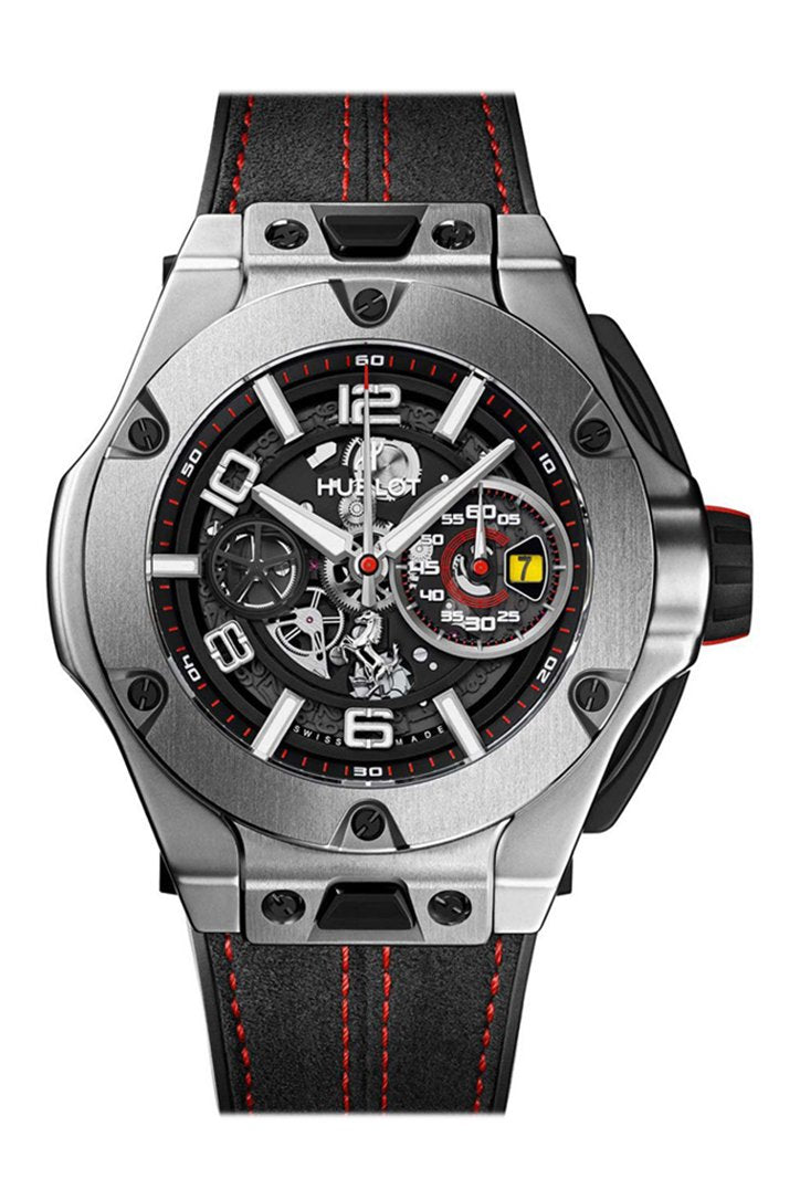 Hublot Big Bang UNICO Ferrari 45mm Mens Watch 402.NX.0138.WR