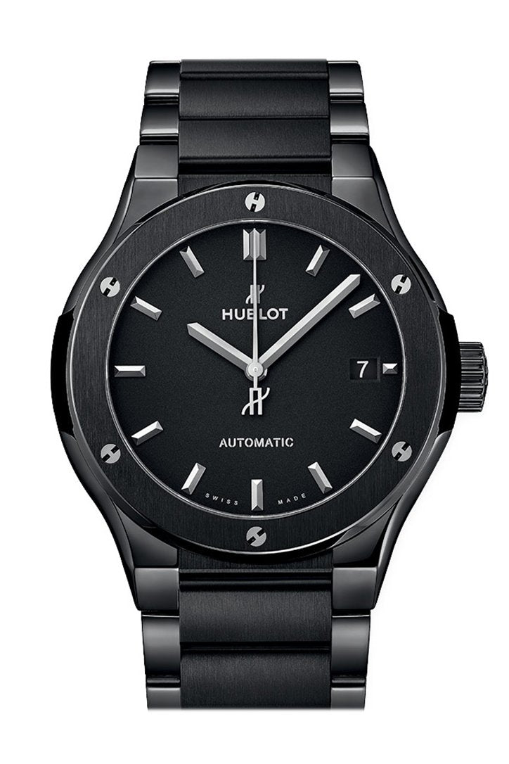 Hublot Classic Fusion Automatic 45mm Mens Watch 510.CM.1170.CM