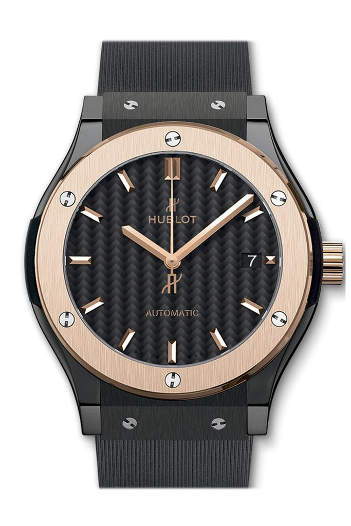 Hublot Classic Fusion Automatic 45Mm Mens Watch 511.co.1781.rx