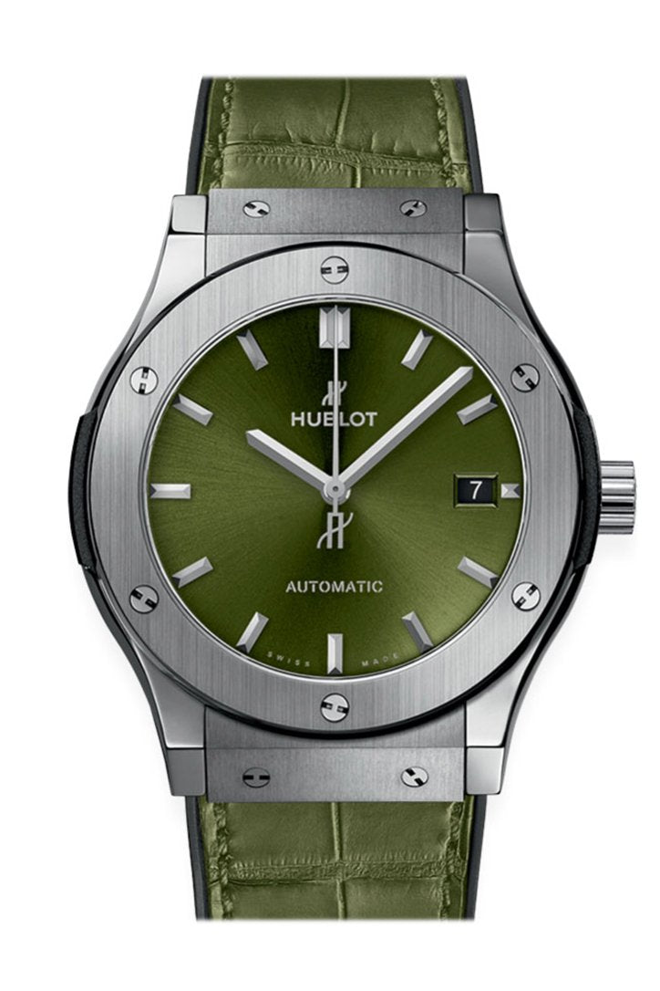 Hublot Classic Fusion Automatic 45mm Mens Watch 511.NX.8970.LR