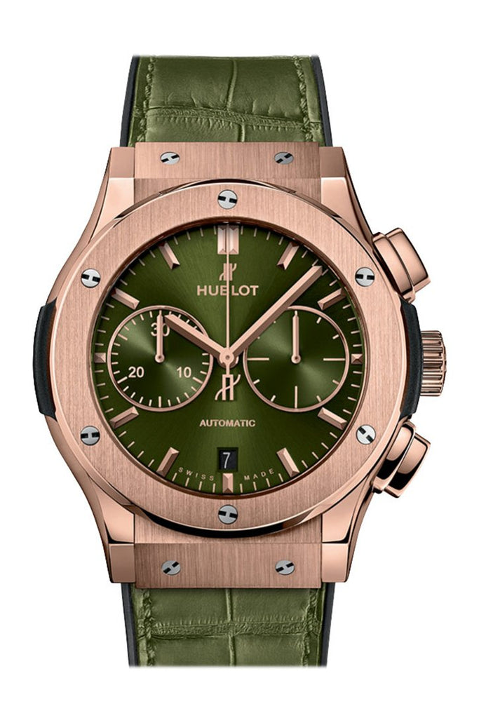 Hublot Classic Fusion Chronograph 45Mm Mens Watch 521.ox.8980.lr
