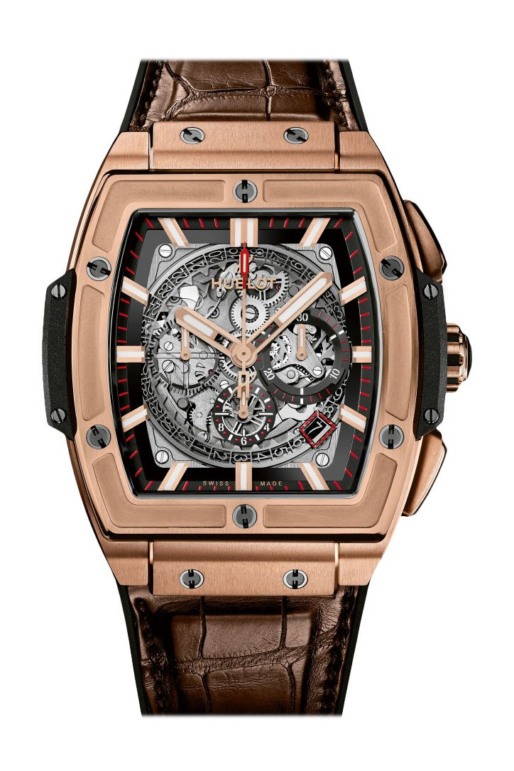 Hublot Spirit Of Big Bang Chronograph 45mm Mens Watch 601.OX.0183.LR