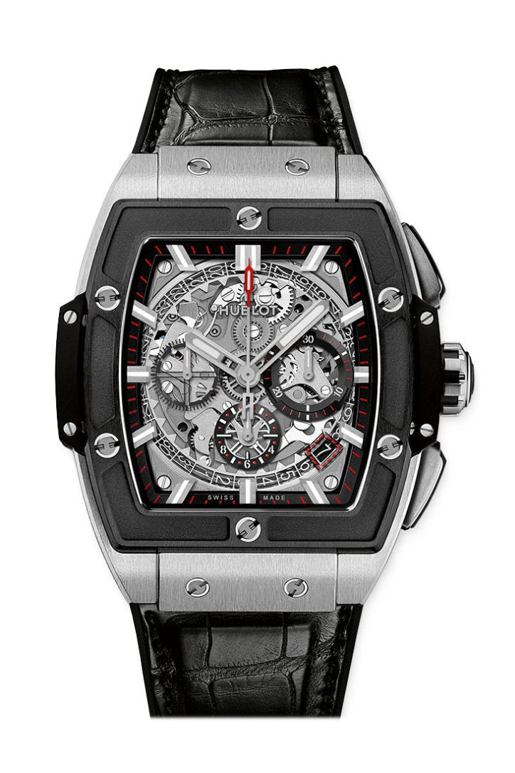 Hublot Spirit of Big Bang Chronograph Automatic Men's Watch 641.NM.0173.LR