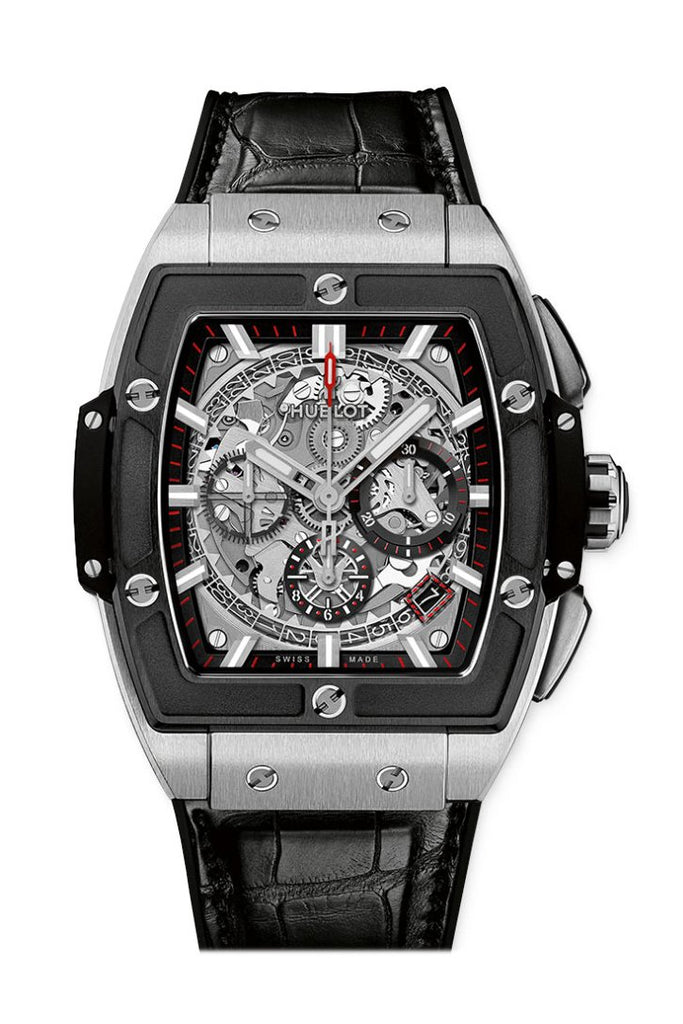 Hublot Spirit Of Big Bang Chronograph Automatic Mens Watch 641.nm.0173.lr