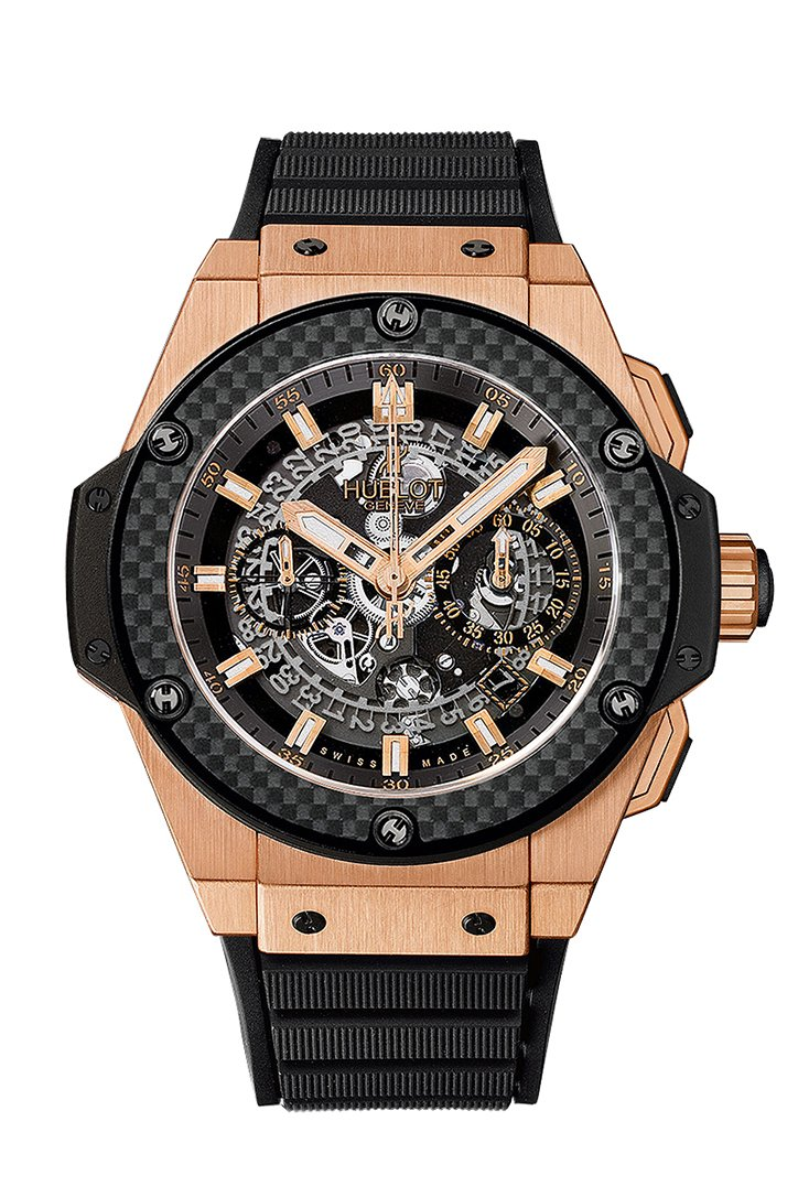 Hublot Big Bang  45mm Unico Mens Watch 411.JX.4802.RT.1904
