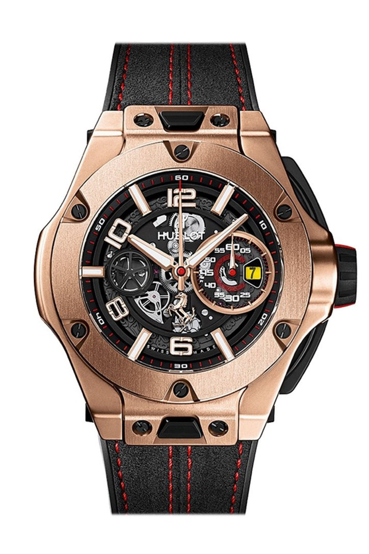 Hublot Big Bang Unico Chronograph Automatic Men's Watch 402.OX.0138.WR