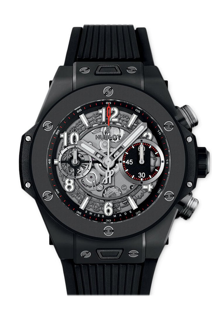 Hublot Big Bang Unico Black Magic Men's Watch 441.CI.1170.RX
