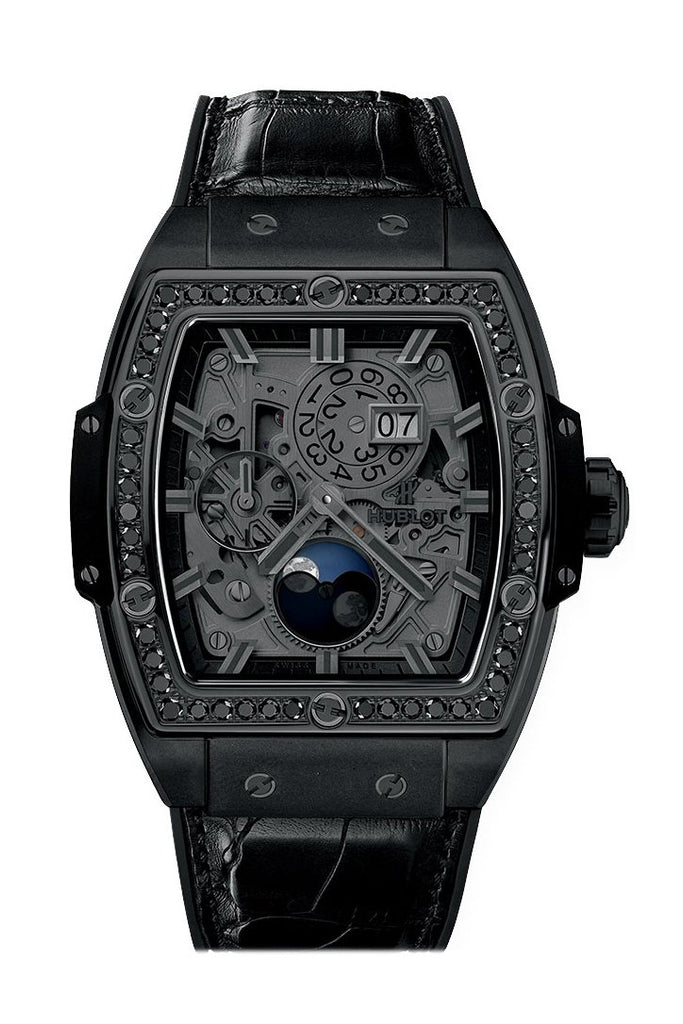 Hublot Spirit Of Big Bang Moonphase 42Mm Mens Watch 647.ci.1110.lr.1200