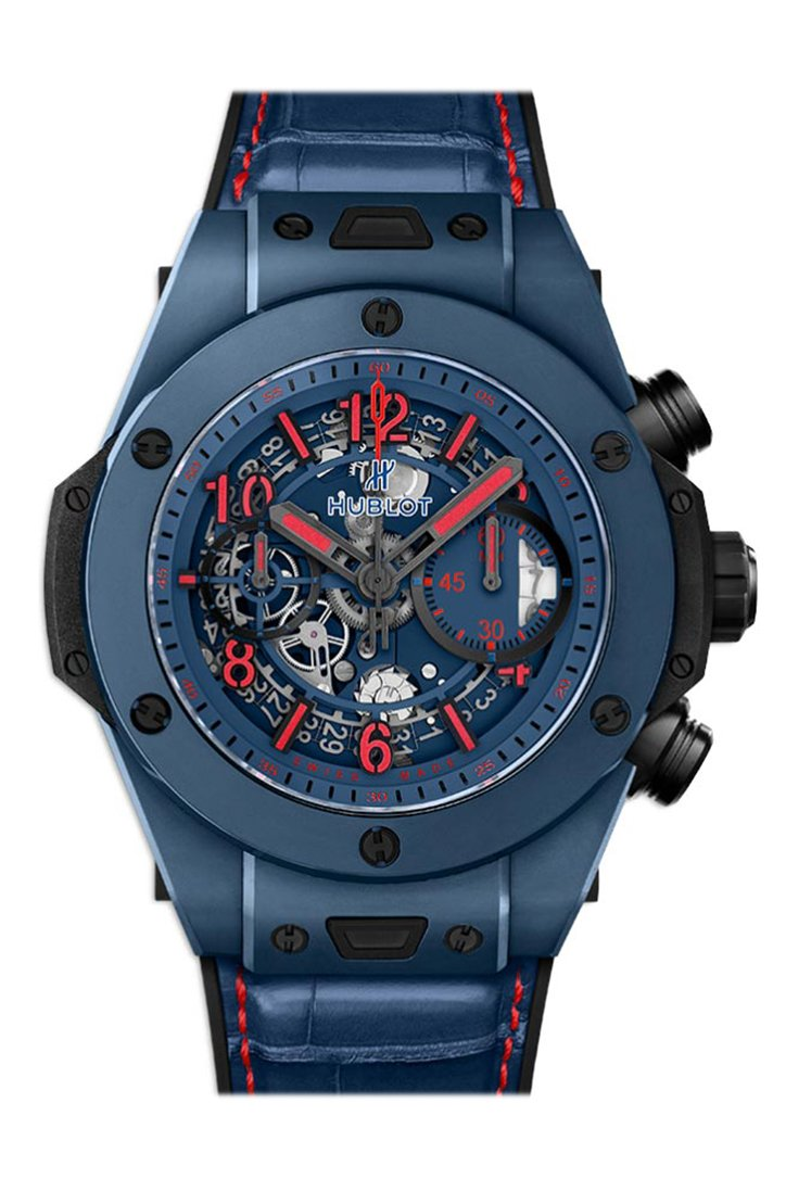 Hublot Big Bang UNICO 45mm Watch 411.EX.5113.LR.SPO18