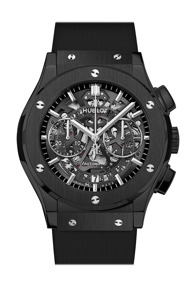 Hublot Big Bang King Power Oceanographic Automatic Black Dial Men's Watch 732.QX.1140RX