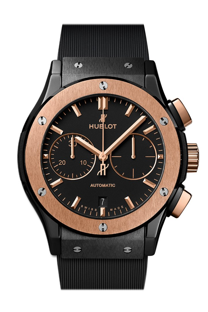 Hublot Classic Fusion Chronograph 45mm Mens Watch 521.CO.1181.RX