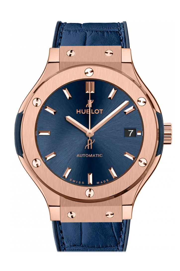 Hublot Classic Fusion Automatic 38mm Midsize Watch 565.OX.7180.LR