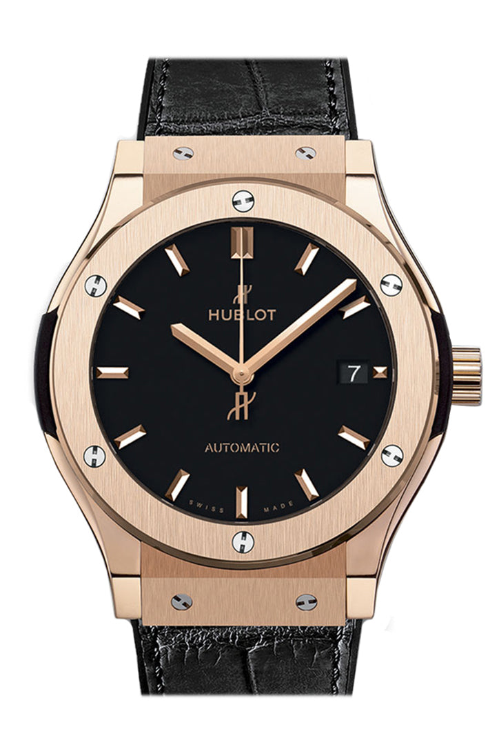 Hublot Classic Fusion Automatic 42mm Mens Watch 542.OX.1181.LR