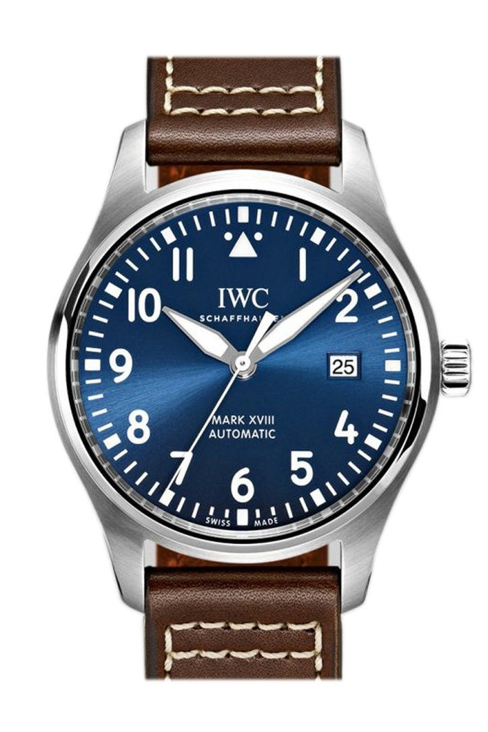 IWC Pilot Midnight Mark XVIII Le Petit Prince 40mm Men's Watch IW327004