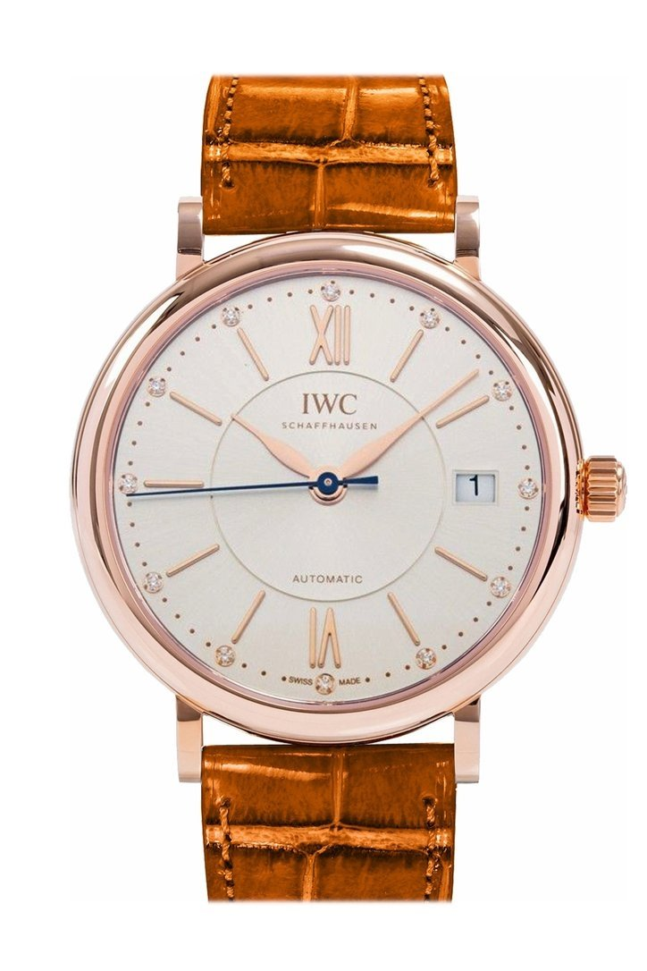 Iwc Portofino Automatic 37Mm Mens Watch Iw458105 Slate