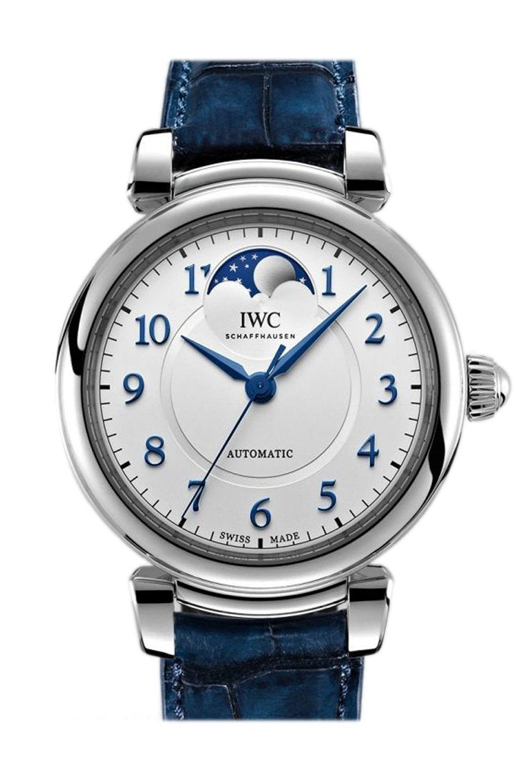 Iwc Da Vinci Automatic 36Mm Watch Iw459306 Silver