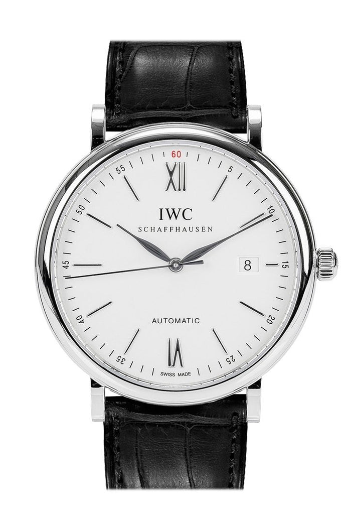 IWC Portofino Automatic Silver Dial Men's Watch IW356501