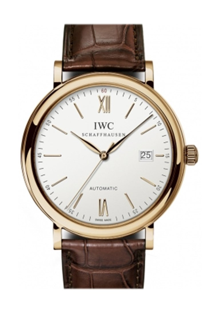 IWC Portofino Automatic Silver Dial  Men's Watch IW356504-04