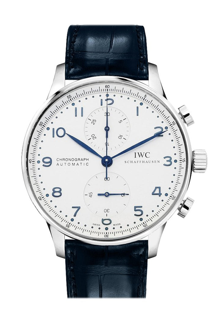 IWC Portugieser Chronograph Automatic Men's Watch IW371446