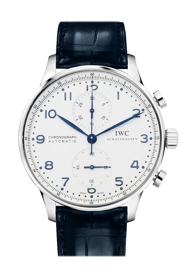 Iwc Portugieser Chronograph Automatic Mens Watch Iw371446
