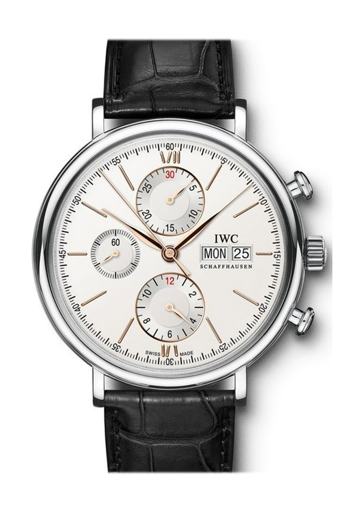 Iwc Portofino Automatic Chronograph Mens Watch Iw391022