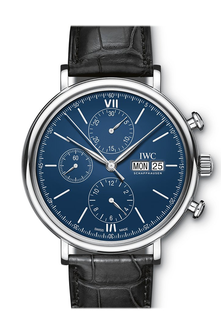 Iwc Portofino Chronogragh Edition 150 Years Iw391023 Watch