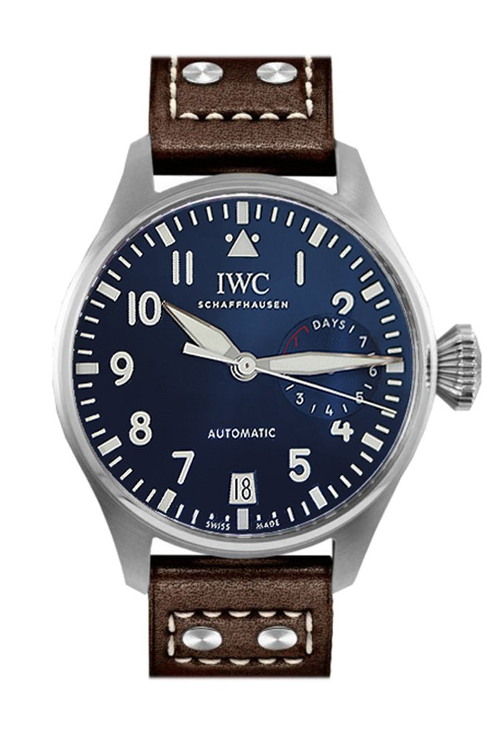 IWC Pilot's Big Pilot Limited Edition Le Petit Prince Blue Men's Watch IW500916