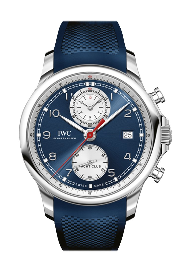 Iwc Portugieser Yacht Club Chronograph Iw390507 Watch