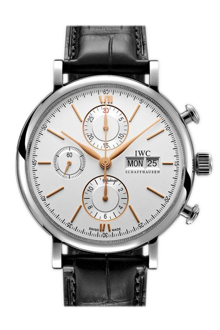 IWC Portofino Automatic Men's Chronograph Watch IW391031