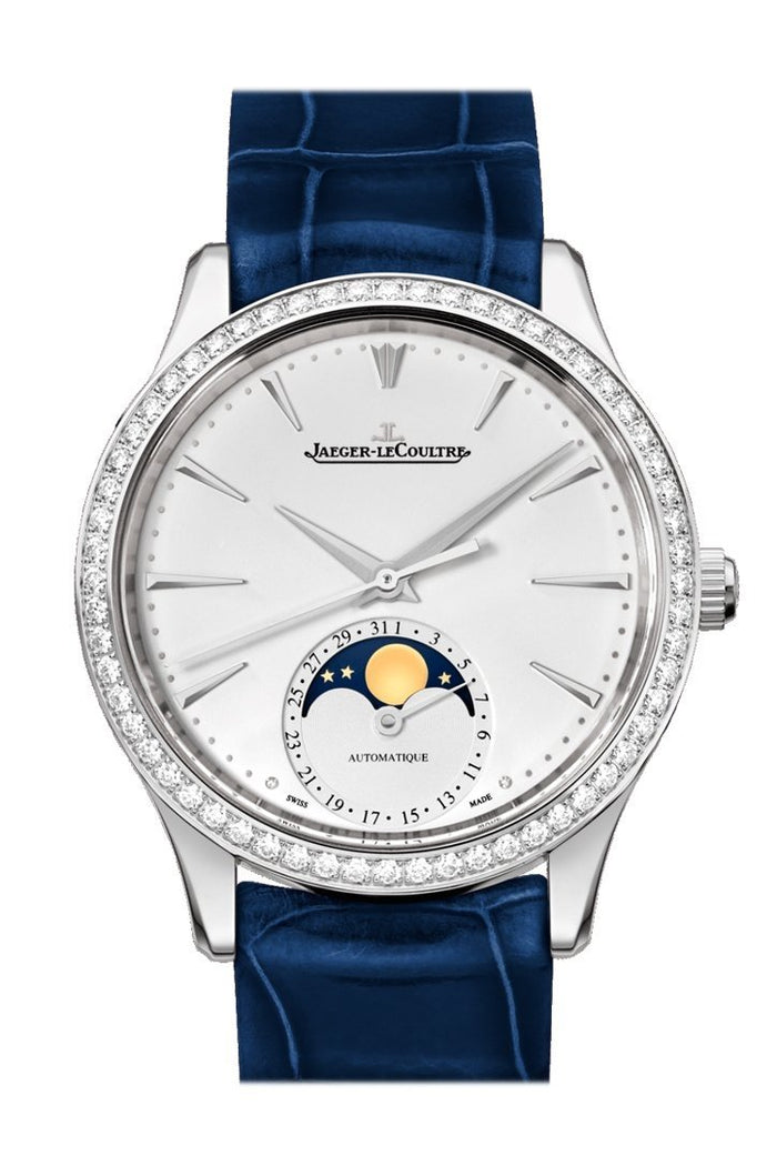 Jaeger-LeCoultre Master Ultra Thin Automatic Ladies Diamond Watch