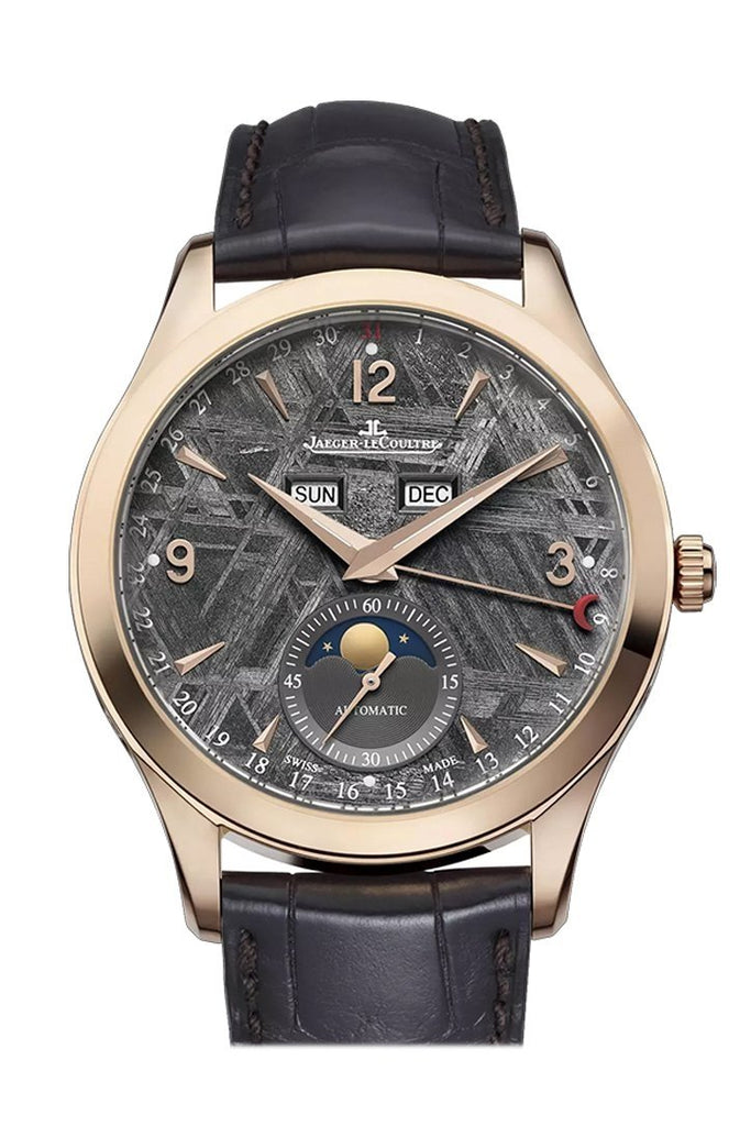 Jaeger Lecoultre Mens Watch Q1552540 Silver