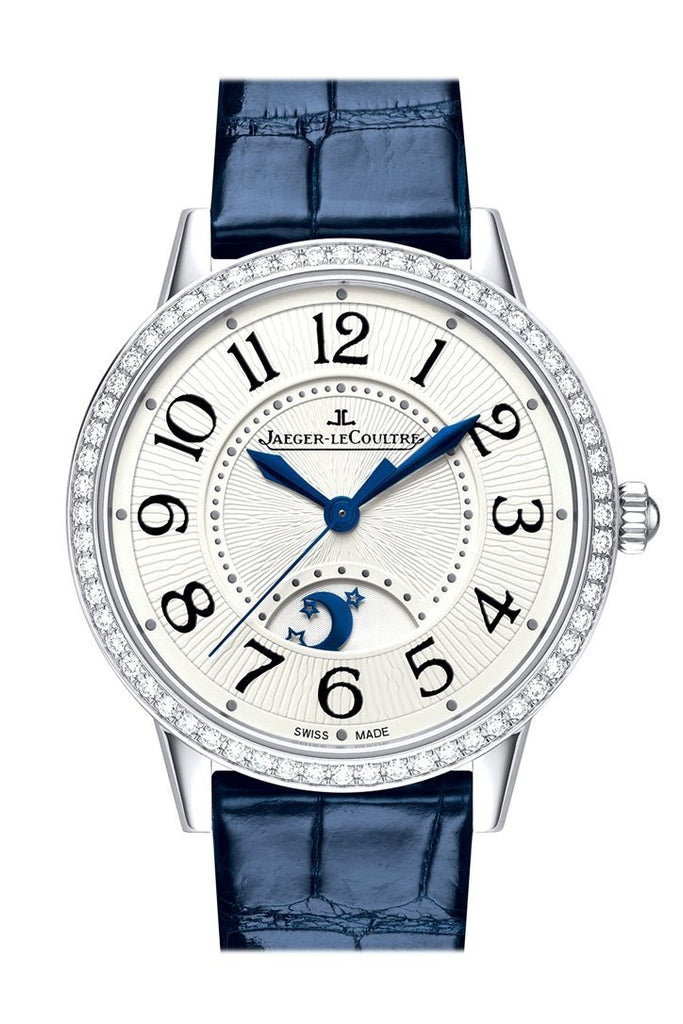 Jaeger Lecoultre Mens Watch Q3441420 Silver