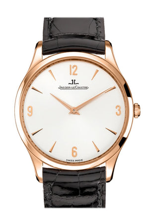 Jaeger Lecoultre Jlc Master Ultrathin Q1452504 Ivory Watch