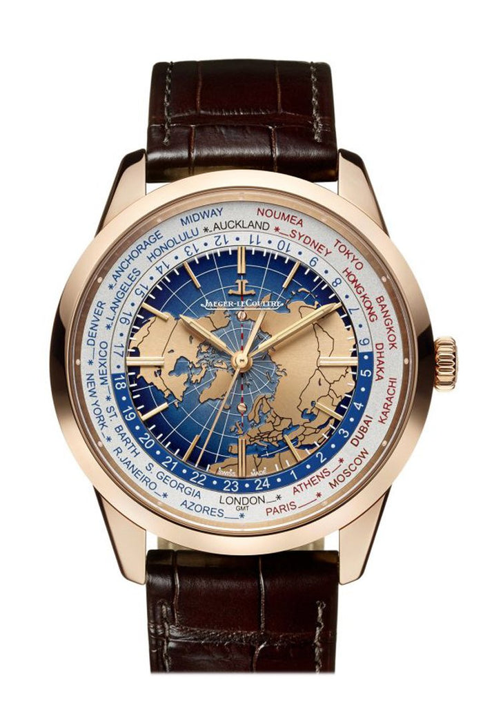 Jaeger LeCoultre JLC Geophysic Universal Time Steel 8102520