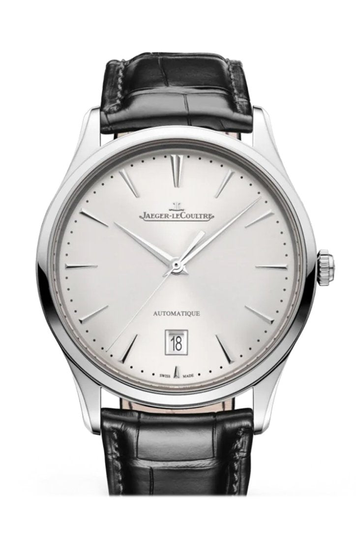 Jaeger Lecoultre Master Ultra Thin Automatic 41Mm Mens Watch 1338421