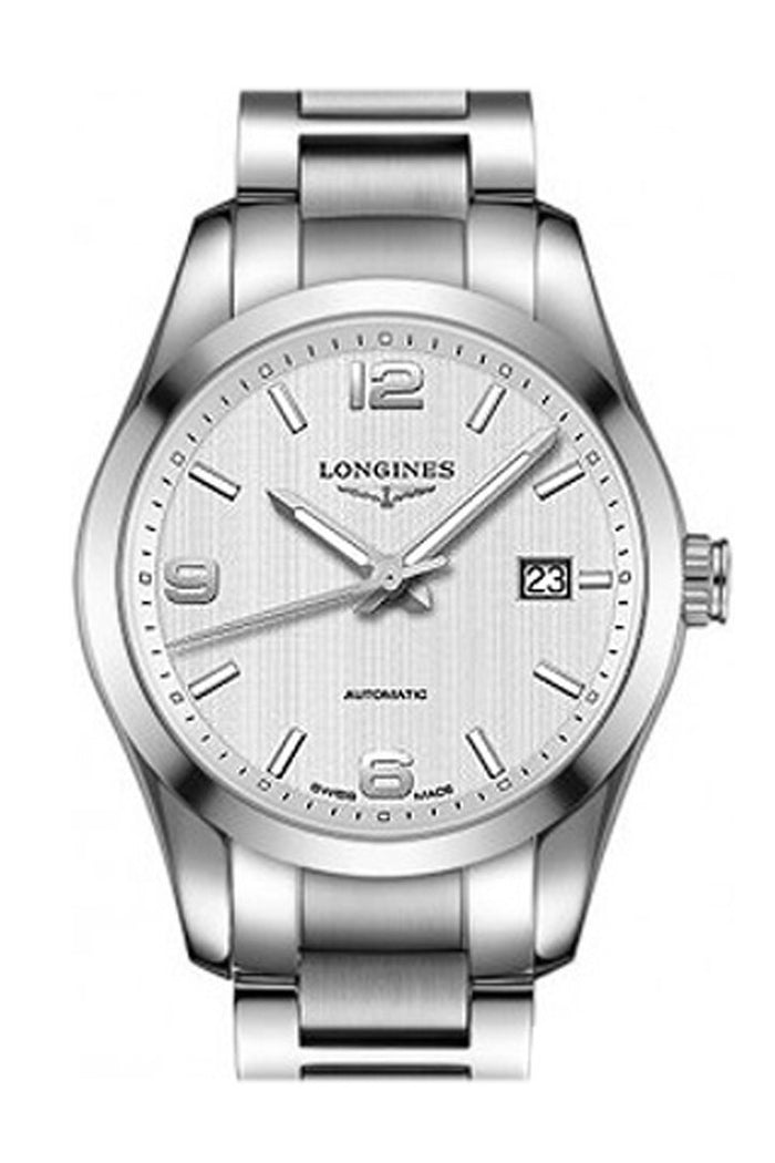 LONGINES CONQUEST CLASSIC 40MM AUTOMATIC L27854766
