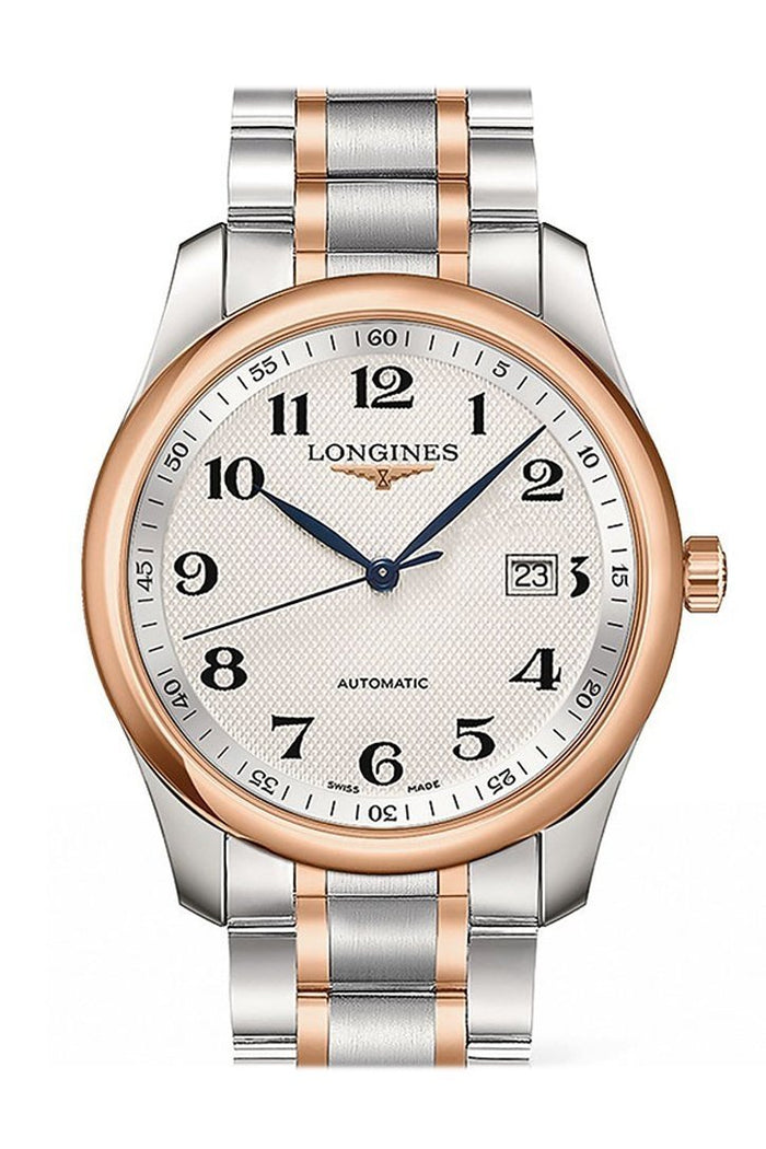 LONGINES MASTER COLLECTION 40MM STAINLESS STEEL/GOLD CAP 200 AUTOMATIC L27935797
