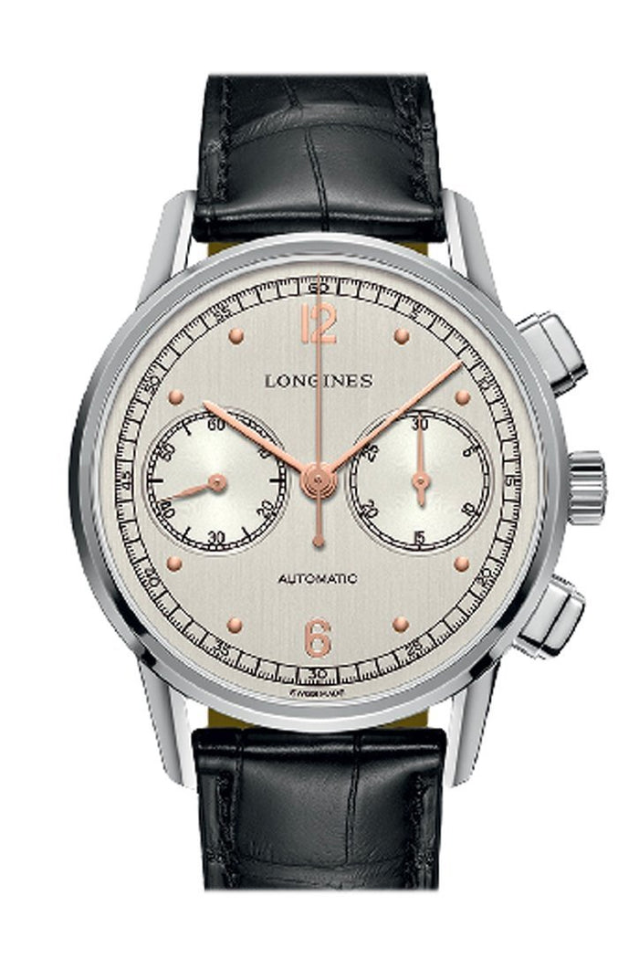 LONGINES HERITAGE CHRONOGRAPH 1940 men's watch L28144760